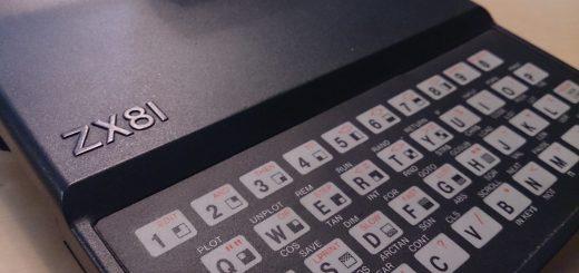 Mario's sinclair zx81