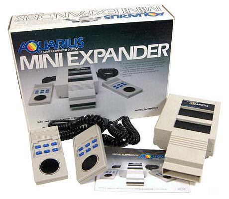 Mattel Aquarius Mini Expander