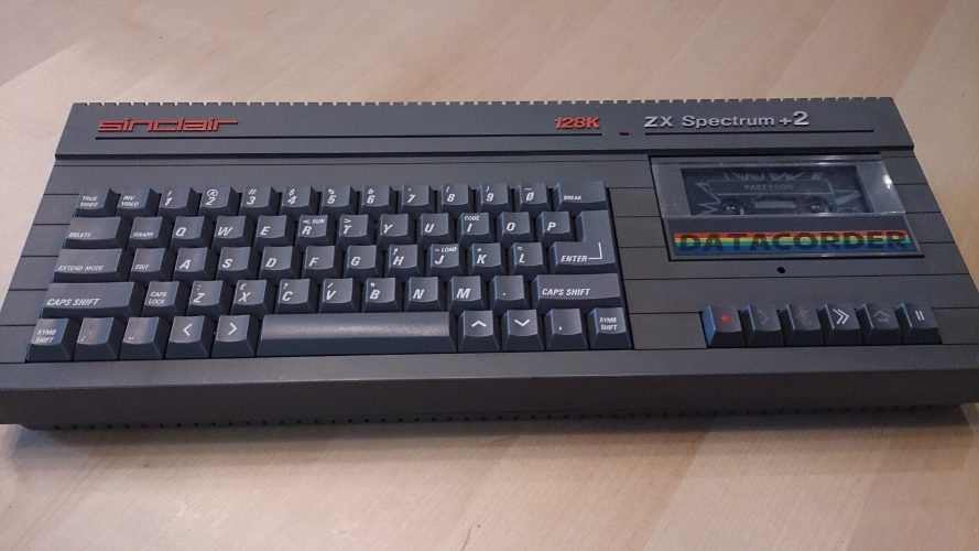 Sinclair Spectrum +2